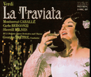 Verdi La Traviata Gesamtaufnahme/Georges Prêtre
