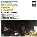 """Rachmaninoff: Rhapsody On A Theme Of Paganini, Op. 43; Franck: Symphonic Variations For Piano And Orchestra; Delius: Prelude to """"Irmelin""""/Leon Fleisher"""
