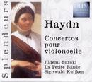 Haydn: Concertos Pour Violoncelle/Hidemi Suzuki