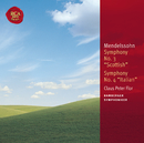 "Mendelssohn: Symphony No. 3 ""Scottish"" & Symphony No. 4 ""Italian""/Claus Peter Flor"