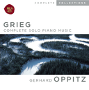 Grieg: Complete Solo Piano Music/Gerhard Oppitz