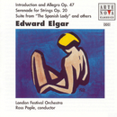 "Elgar: Serenade For Strings/Suite From ""A Spanish Lady"", etc./Ross Pople"