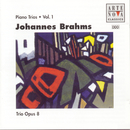 Brahms: Trio For Piano, Violin And Cello Vol. 1/Trio Opus 8
