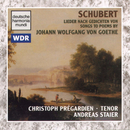Schubert: Songs To Poems By Goethe/Andreas Staier