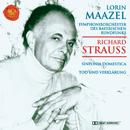Strauss: Sinfonia Domestica/Tod und Verklärung/Lorin Maazel