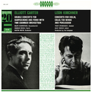 Carter: Double Concerto for Harpsichord & Piano - Kirchner: Concerto for Violin, Cello, 10 Winds & Percussion/Charles Rosen