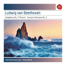 """Beethoven: Symphony No. 3 in E-Flat Major, Op. 55 """"Eroica""""; Leonore Overture No. 3 in C Major, Op. 72a - Sony Classical Masters/Günter Wand"""
