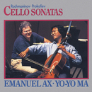 Prokofiev: Cello Sonata in C Major, Op. 119 - Rachmaninoff: Cello Sonata in G Minor, Op. 19/Yo-Yo Ma