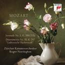 Mozart: Serenade K. 204 & Divertimento K. 247/Sir Roger Norrington