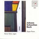 Bach: Organ Pieces (Toccata D-Dur, Trio Sonata No. 6, Toccata c-moll)/Rainer Oster
