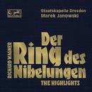 Wagner: Der Ring des Nibelungen - Highlights/Marek Janowski
