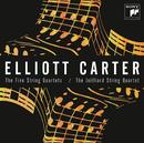 Carter: The Five String Quartets/Juilliard String Quartet