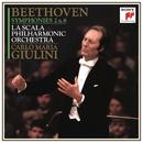 Beethoven: Symphonies Nos. 2 & 8/Carlo Maria Giulini