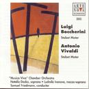 Boccherini / Vivaldi: Stabat Mater/Samuel Friedmann