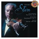 Schubert: Piano Trio No. 1; Brahms: String Quintet No. 2; Bach: Sarabande & Double from Partita No. 1, BWV 1002 ((Remastered))/Isaac Stern