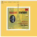 Chausson: Symphony in B-Flat Major, Op. 20/Pierre Monteux