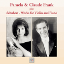 Pamela & Claude Frank Play Schubert/Pamela & Claude Frank
