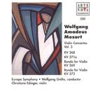 Mozart: Violin Concertos Vol. 3/Wolfgang Gröhs