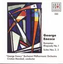 Enescu: Romanian Rhapsody No. 1/Suite No. 2/Suite No. 3/Cristian Mandeal