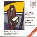 Jan Hugo Vorisek: Symphony op. 24/Zdenek Lukas: Piano Cto. No. III/SWF Symphony Orchestra