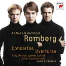 Andreas & Bernhard Romberg: Violin Concerto No. 3, Cello Concerto No. 2, a.o./Yury Revich & Lionel Cottet