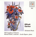 Elliott Carter: Concerto For Piano And Orchestra/Michael Gielen
