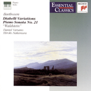 "Beethoven: Diabelli Variations, Op. 120 & Piano Sonata No. 21, Op. 53 ""Waldstein""/Daniel Varsano, Hiroko Nakamura"