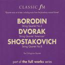 Borodin: String Quartet No.2/Dvorak: String Quartet 'American'/Shostakovich: String Quartet No.8/Chilingirian String Quartet
