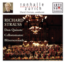 Richard Strauss: Don Quixote; Romanze; Serenade, Op. 7/David Zinman
