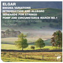 Elgar: Enigma Variations/Paul Daniel