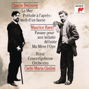 Debussy: La mer & Prélude à l'après-midi d'un faune - Ravel: Pavane pour une infante défunte & Ma mère l'Oye/Carlo Maria Giulini