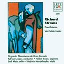 Richard Strauss: Don Quichotte op. 35 / Vier letze Lieder AV 150/Adrian Leaper