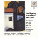 Mozart: Divertimenti In D-Dur, B-Dur, F-Dur, Sinfonia Concertante/Emil Klein