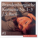 Best Of Classics 1: Bach - Brandenburg Concertos/Ross Pople