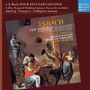 Bach: 4 weltliche Kantaten/Collegium Aureum