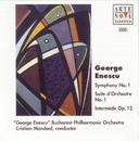 Enescu: Symphony No.1 / Suite for Orchestra No.1/Cristian Mandeal