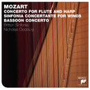 Mozart: Concerto For Flute and Harp/Britten Sinfonia