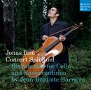Barrière: Six Sonatas For Cello and Basso Continuo/Jonas Iten