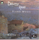 Debussy, Ravel: Piano Music/Kathryn Stott