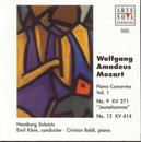 """Mozart: Piano Concertos, Vol. 1--No. 9 """"Jeunehomme""""; No. 12/Cristian Beldi"""