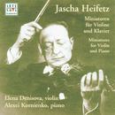 Heifetz: Variations For Violin & Piano/Elena Denisova