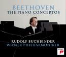 Beethoven: The Piano Concertos/Rudolf Buchbinder