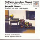 "W.A. Mozart: Sym. No. 36 ""Linzer""/Leopold Mozart: Sym. ""Neue Lambacher""/Martin Sieghart"