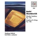 Shostakovich: Chamber Sym. Op. 110 a/Symphony For Strings Op 118 a/Emil Klein
