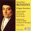 Rossini: Il Signor Bruschino/Gustav Kuhn
