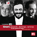 Tenors - Pavarotti, Domingo, Carreras/José Carreras, Plácido Domingo & Luciano Pavarotti
