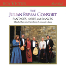 The Julian Bream Consort: Fantasies, Ayres and Dances/Julian Bream