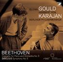 Beethoven Piano Concerto No. 3/Sibelius Symphonie No. 5/グレン・グールド