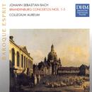 J.S. Bach: Brandenburg Concertos 1 - 3/Collegium Aureum