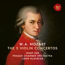 Mozart: Violin Concertos Nos 1-5/Josef Suk